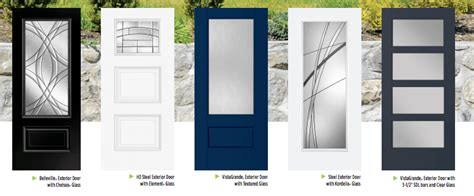 Masonite Interior Doors Canada Best Front Doors For Every Home Style Masonite A Pop Of Pretty Canadian Home
