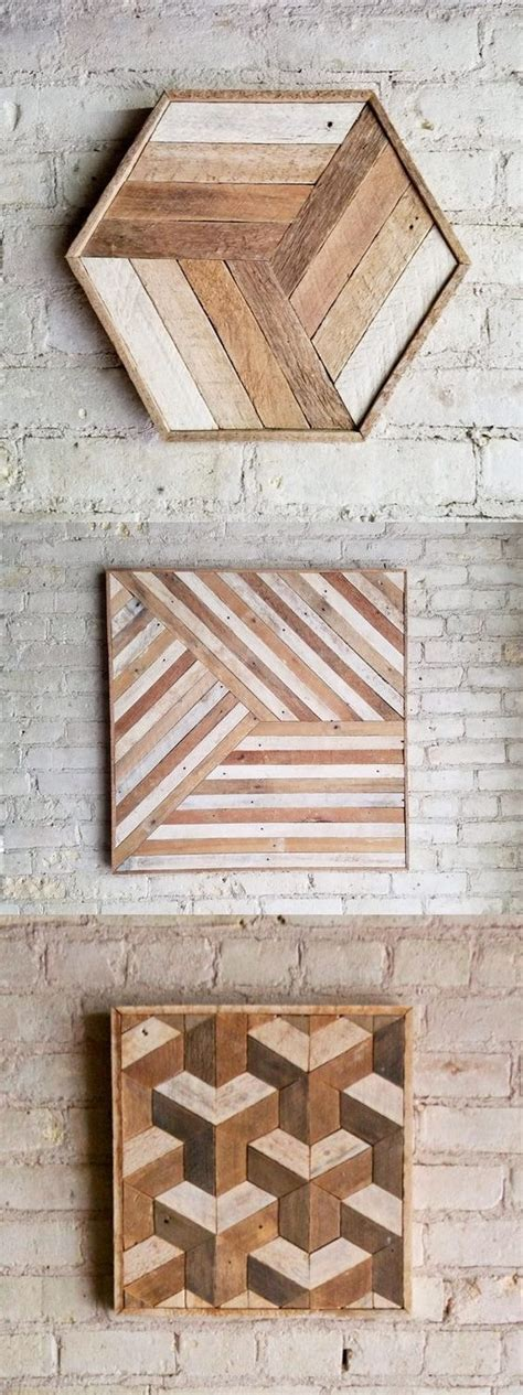 Creative Home Decor by 25 Unique Woodworking Ideas On Wood