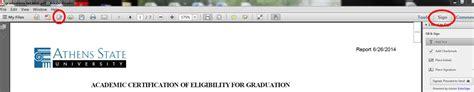 adobe help desk adobe how to sign a pdf form athens state help desk