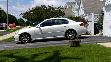 Infinity G35 2005 by 2005 Infiniti G35 Sedan White Www Imgkid The Image
