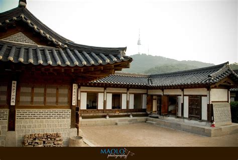 maolo in korea the of traditional houses seoul