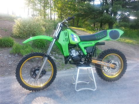 restored vintage motocross bikes for sale 1982 kx125 vintage mx restored for sale bazaar