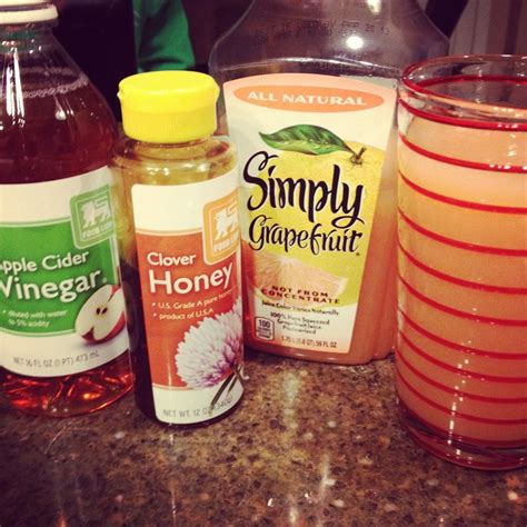 Burning Detox Drink With Apple Cider Vinegar by Burning Drink With Apple Cider Vinegar
