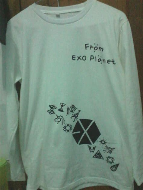 Kaos Exo Kaos Exo L Kaos Kpop Kaos Custom Kaos Pria i am roses iseng design kaos exo