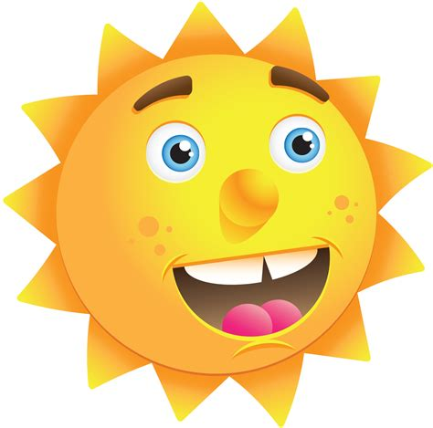 happy sun character cc daily challenges