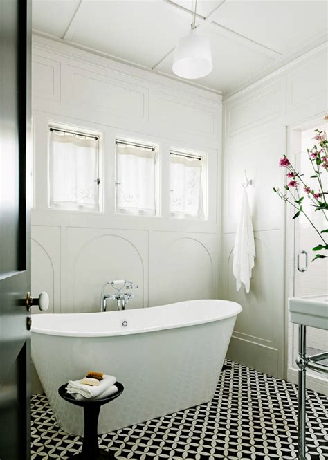 bathroom tiles nyc 10 gorgeous ways to do patterned tile in the bathroom