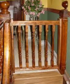 Wooden Safety Stair Gates by Wooden Stair Gates Safety First Kris Allen Daily