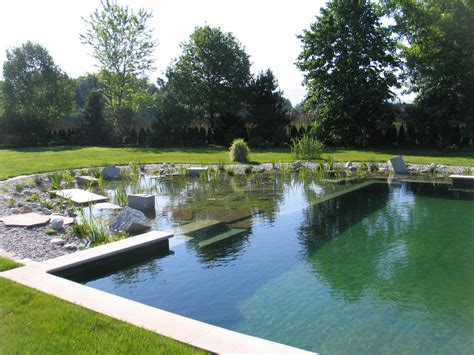 Natural Pool by Natural Swimming Pools