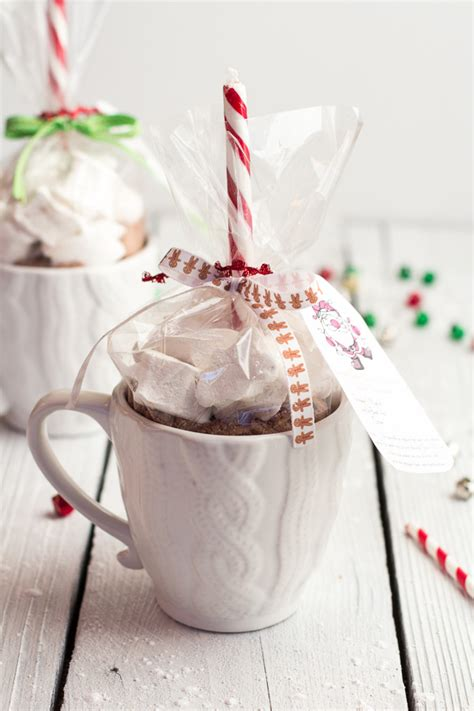 homemade holiday gifts easy double chocolate vanilla bean