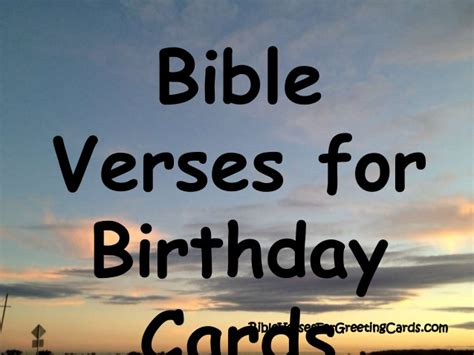 Bible Verses For A Birthday Card Bible Verses For Birthday Cards