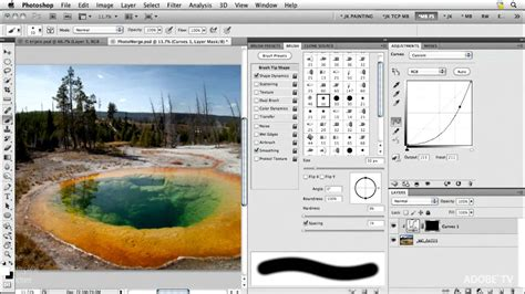 photoshop cs5 new features tutorial feature enhancements in photoshop cs5 adobe photoshop