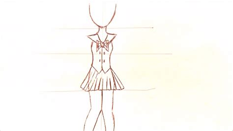Drawing Bodies by How To Draw Anime Step By Step For Beginners Drawing