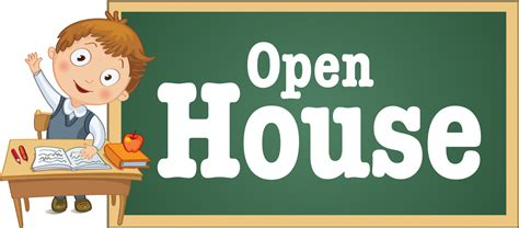 how to do an open house open house at fern avenue public school rescheduled