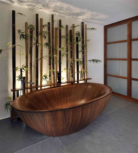 Japanese Style Bathtubs by Wooden Bathtubs Be To Nature