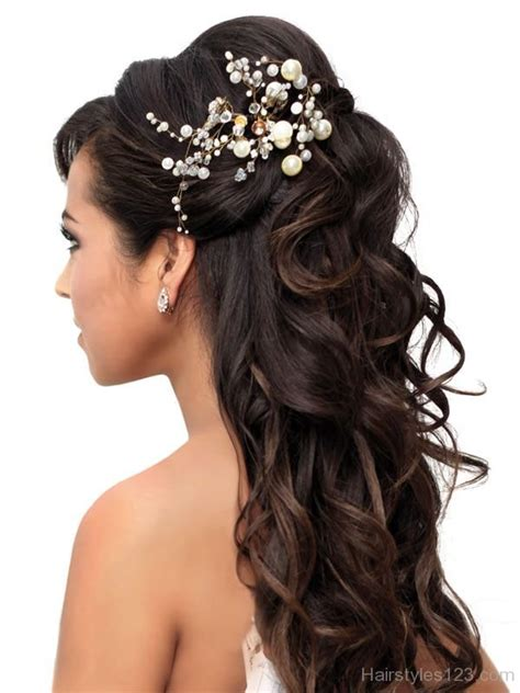 Up Hairstyles by Prom Half Up Hairstyle