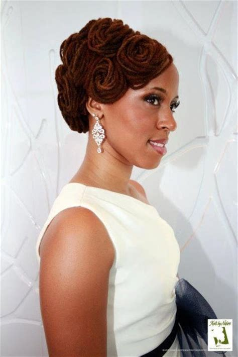 what year was pin curls formal updo including pin curls loc styles pinterest