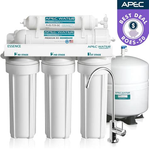 under water filter system apec water systems essence premium quality 5 stage under