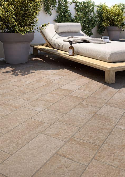 piastrelle pavimenti esterni pietra occitana gres porcellanato per esterni marazzi