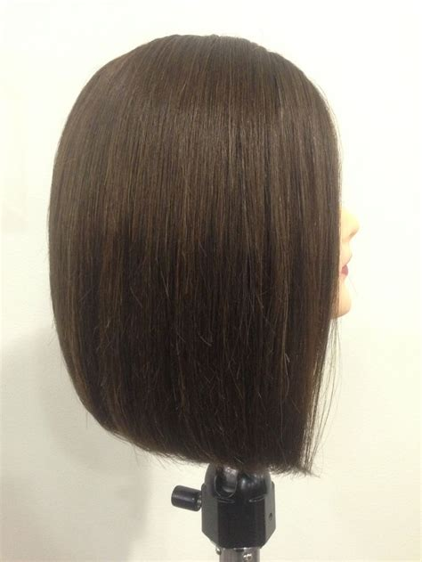 one length haircuts 25 best ideas about one length haircuts on pinterest