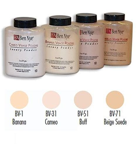 ben nye powder colors ben nye luxury powder in visage reviews photos makeupalley