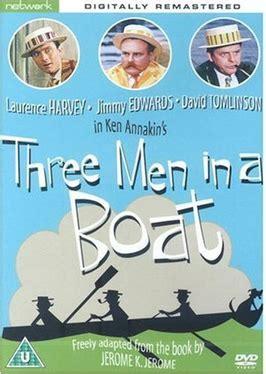 three men in a boat movie three men in a boat 1956 film wikipedia