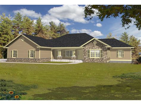 Country Style Homes Plans by Maria Rustic Ranch Home Plan 096d 0033 House Plans And More