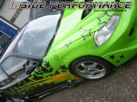 Auto Lackieren Programm by Lackierung Airbrush Pinstriping