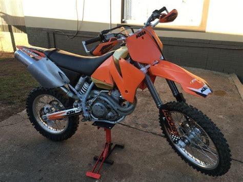 Ktm 520 Sx Ktm Exc 520 Brick7 Motorcycle