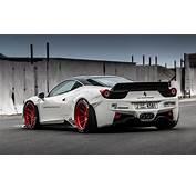 Ferrari 458 Spider Wallpapers PC Most