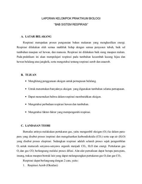contoh pembuatan laporan praktikum biologi contoh laporan praktikum biologi tentang protista laporan 7