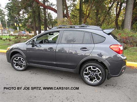 grey subaru crosstrek subaru 2016 crosstrek options and upgrades photo page 4