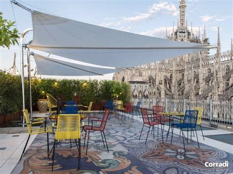 vele per terrazzi vele ombreggianti per terrazzo pergotenda 174 corradi