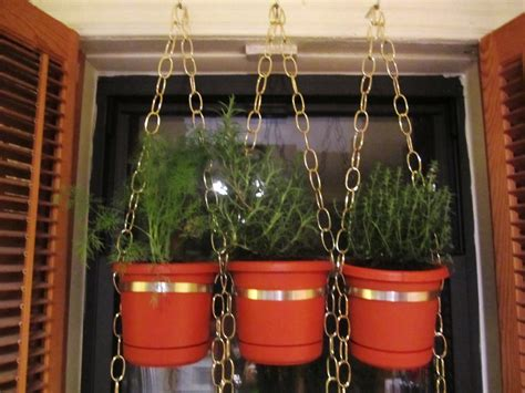 Hanging Window Herb Garden by Save Yourself A Trip To The Market Build Your Own Hanging