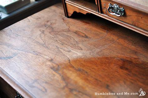 beeswax furniture polish humblebee