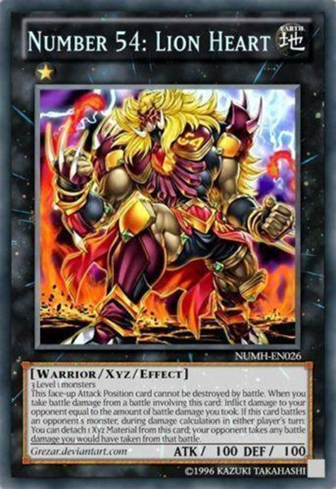 yugioh anime only card lot of 2 number c1000 numerronius yugioh number cards ebay