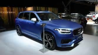 Volvo D5 R Design Volvo Xc90 D5 R Design Automobile Diagnose