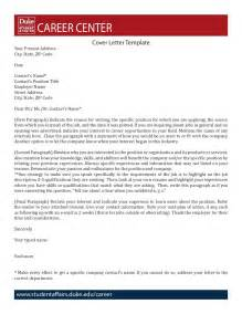 covering letter template cover letter template