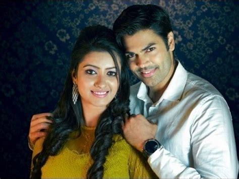 actor ganesh instagram ganesh venkatraman and nisha tv anchor got engaged youtube