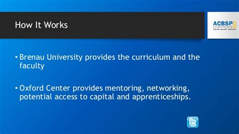 How Many Credit Hours For Depaul Mba by Partnering With A Business Accelerator To Jump Start
