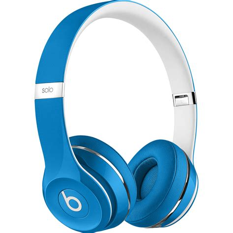 Headphone Beats Blue Beats By Dr Dre Solo2 Wired On Ear Headphones Ml9f2am A B H