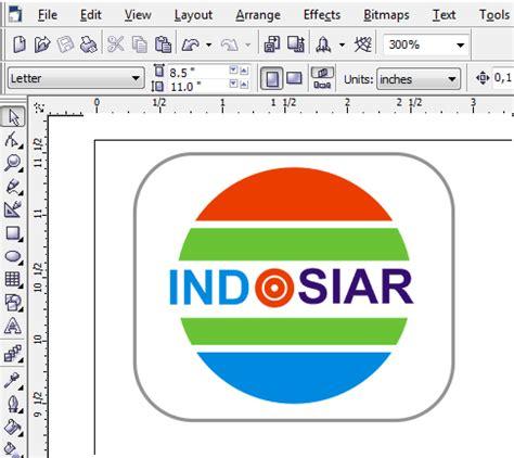 tutorial corel draw bikin logo tutorial cara membuat logo corel draw blog pns