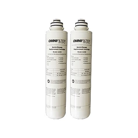 sink filter replacement omnifilter 1100r genuine replacement undersink water filter