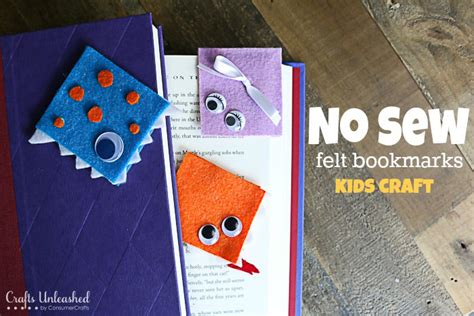felt crafts for no sew author at crafts unleashed diy craft ideas