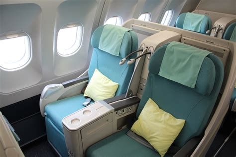 Airbus A330 200 Sleeper korean air a330 200 business class sleeper seat airlines and airliners tokyo