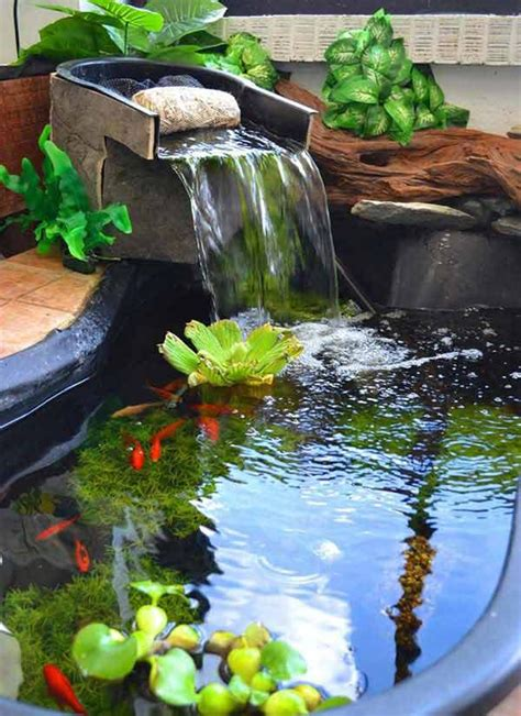 backyard fishing pond top 10 garden aquarium and pond ideas to decorate your