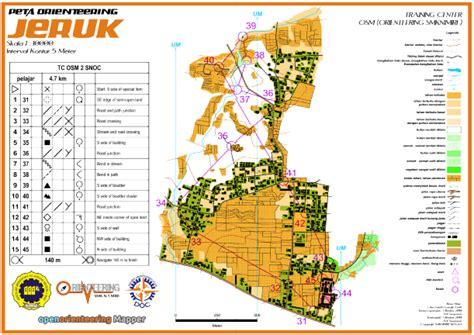 contoh layout peta topografi scout s guslat mipa ukm pramuka unnes ikhlas bhakti bina