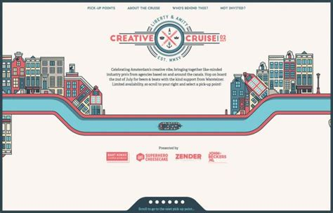 graphic design inspiration sites 2015 creative cruise 2015 webdesign inspiration www
