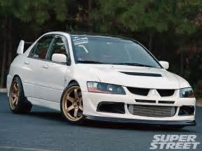 2005 Mitsubishi Evo Mr Tuning Check Atlanta Quickies Magazine