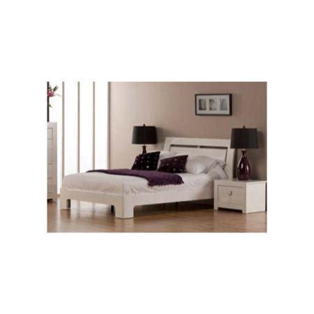 Bari Bedroom Furniture World Furniture Bari High Gloss White Bedroom Set Single Bedroom Set Furniture123