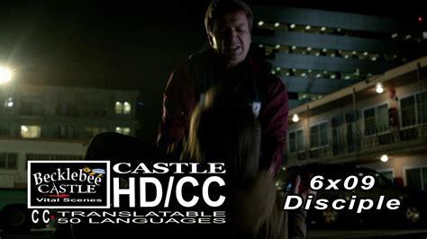 castle 6x09 promo disciple hd season 6 episode 9 youtube castle 6x09 quot disciple quot castle catches the killer hd cc